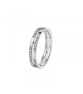 Solitaire Or & Diamant 0,10 ct