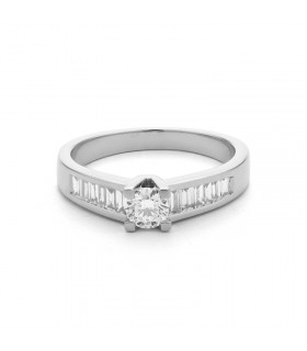 Bague Joy Diamant Coeur, Messika